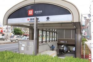 IMG_1198西田辺駅