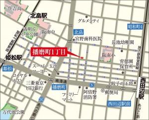 播磨町地図