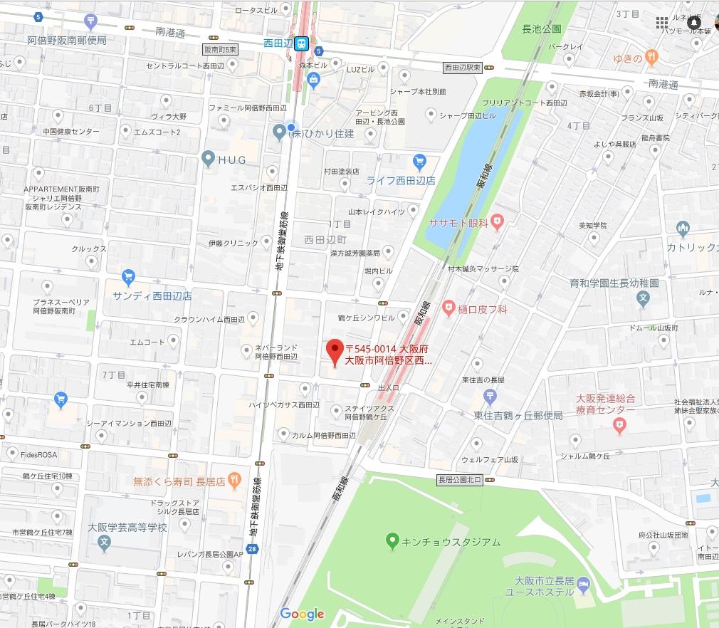 マロン地図