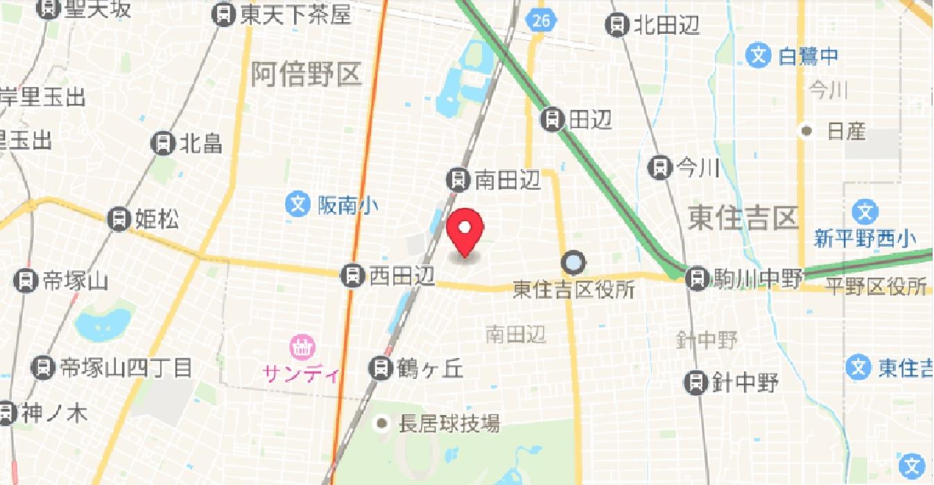 ルネ山坂map